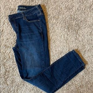 Old Navy Rockstar mid-rise skinny jean